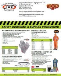Safety Flyer Dec 2019