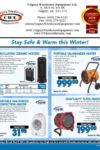 Stay Safe & Warm This Winter